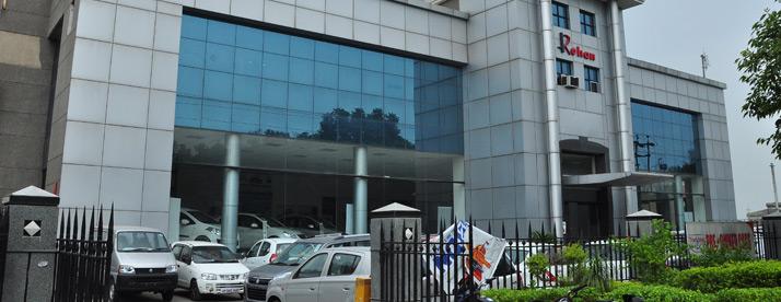Maruti Suzuki Showroom/Cardealer in Greater Noida, Rohan
