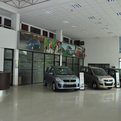 Maruti Suzuki Showroom In Noida Sector